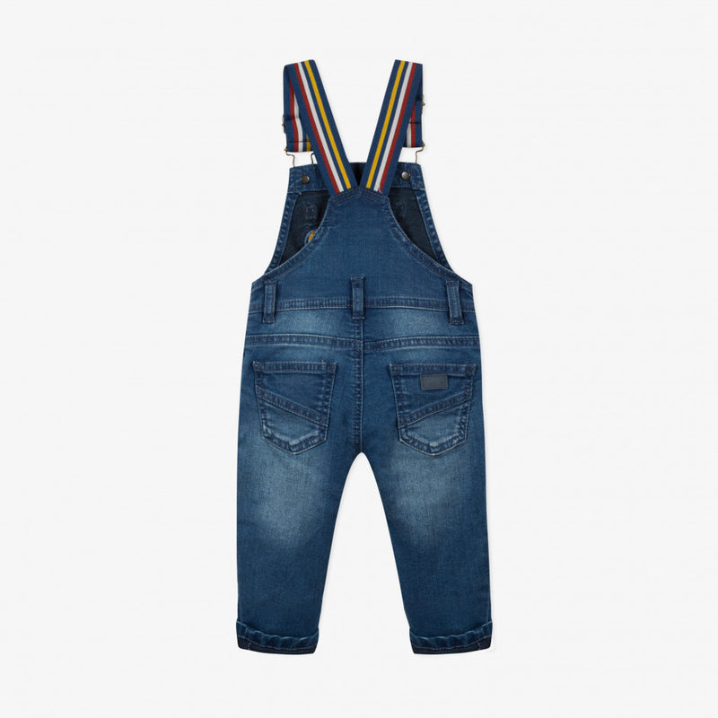 CATIMINI Boys Denim Dungarees