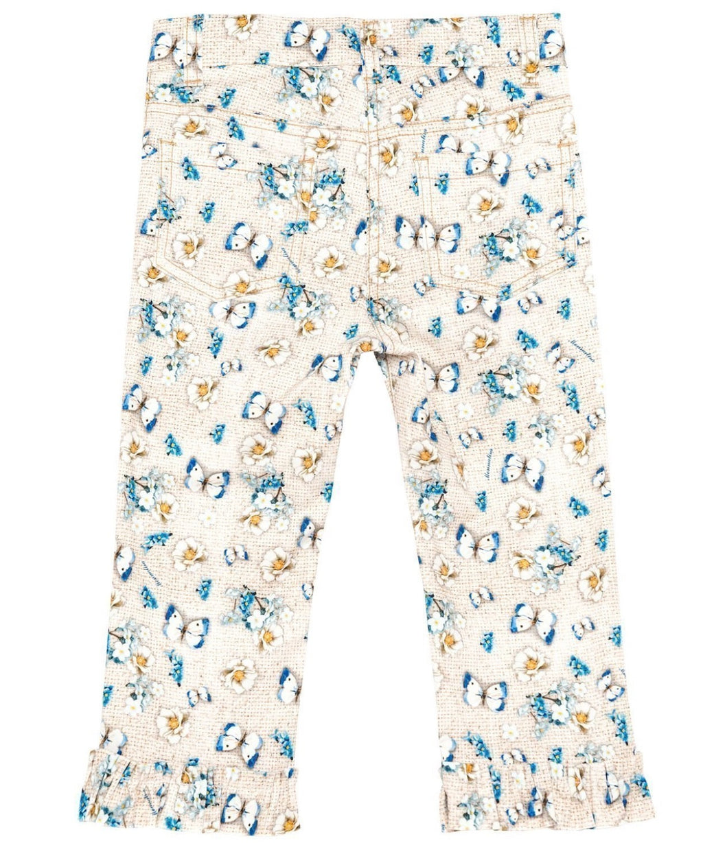 Monnalisa Butterfly Trousers