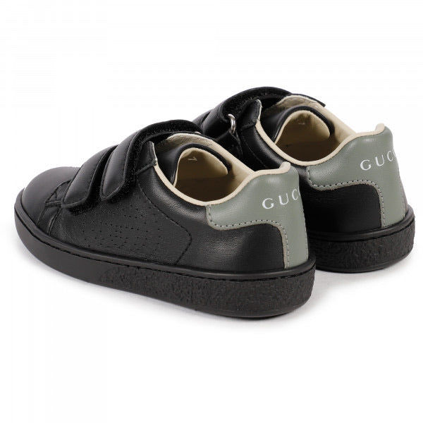 GUCCI Black Ace Trainers