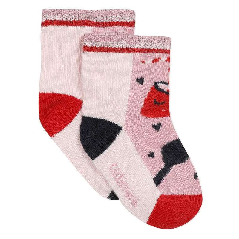 Catimini Pink Socks