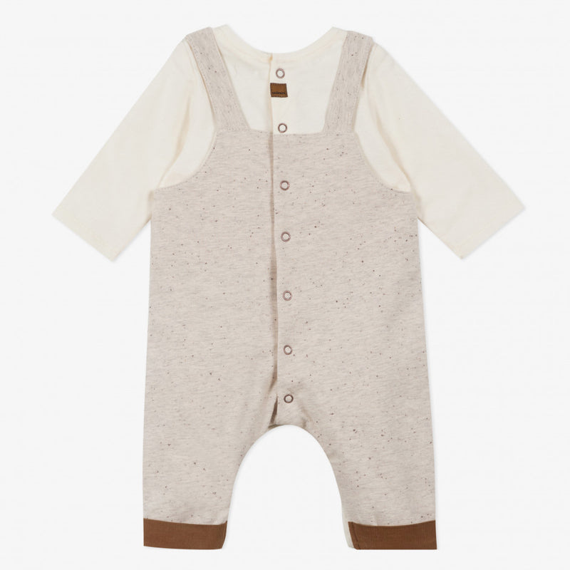 CATIMINI Fleece Romper