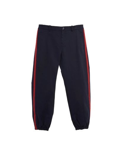 Gucci Navy Trousers
