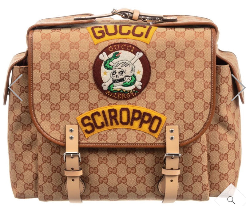 Gucci Children's Back Pack