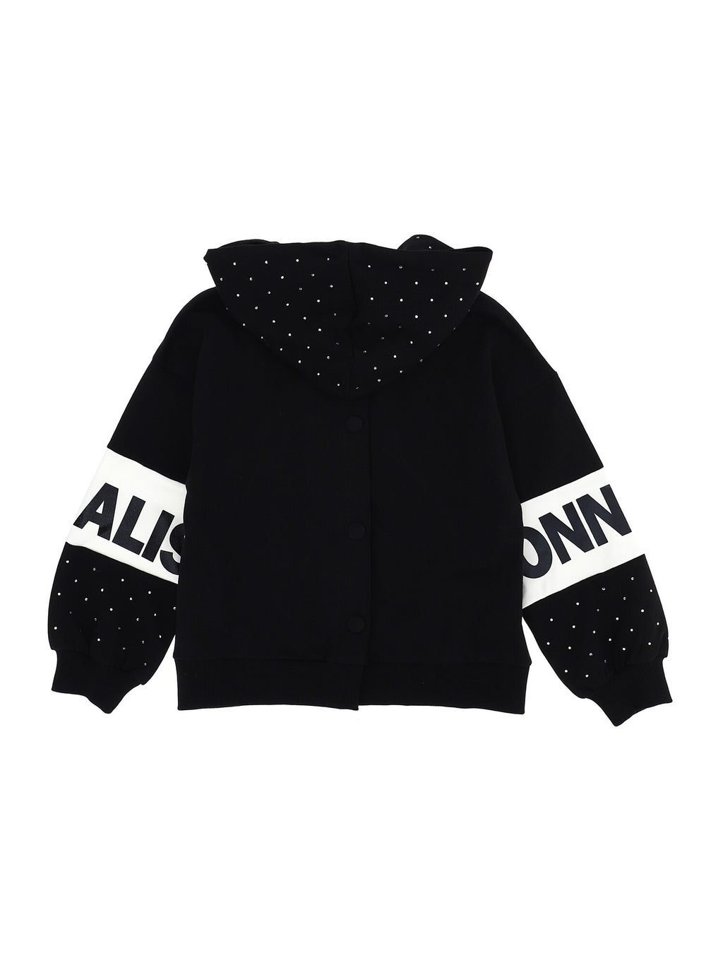 MONNALISA Hooded Sweatshirt