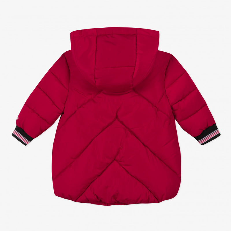 CATIMINI Puffa Coat with Mitts