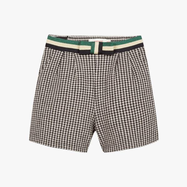 Catimini Dogtooth Shorts