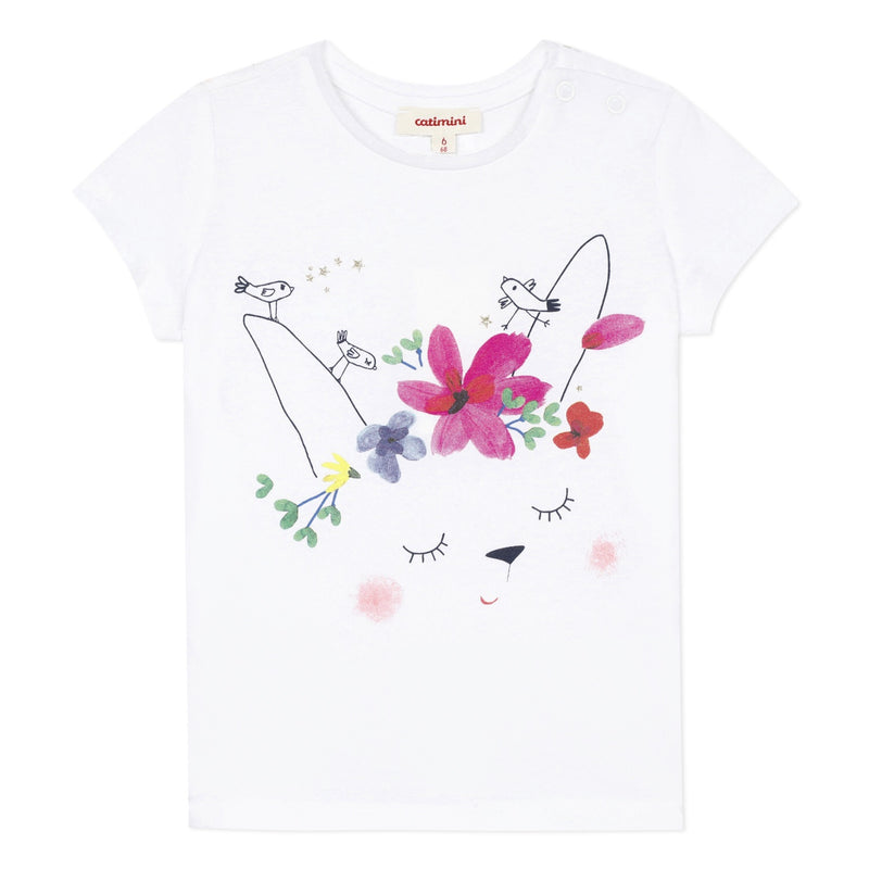 Catimini Girls T-shirt