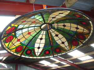Stained Glass Domes