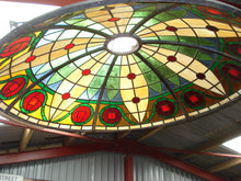 Load image into Gallery viewer, Stained Glass Domes