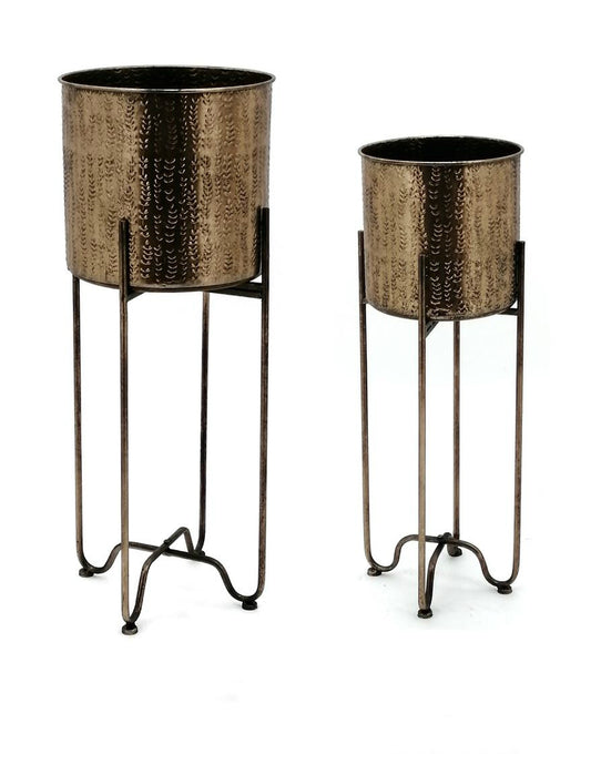 Pair of Decorative Champagne Buckets