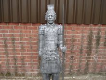 Load image into Gallery viewer, Terracotta Warrior (Silver)