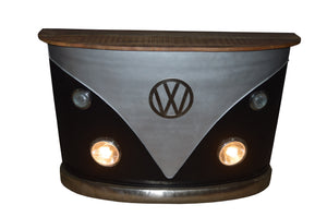 Brand New Vintage Metal VW Home Bar