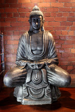 Load image into Gallery viewer, Massive Silver Buddha