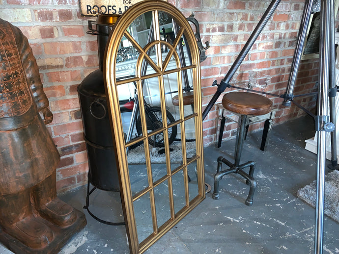 JCL Gold Arch Mirror