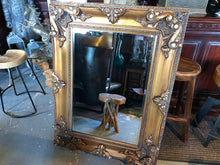 Load image into Gallery viewer, Large Ornate Gold Mirror