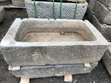 Load image into Gallery viewer, Old Stone Troughs