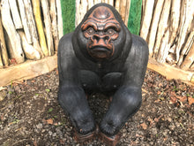 Load image into Gallery viewer, Terracotta Chimp