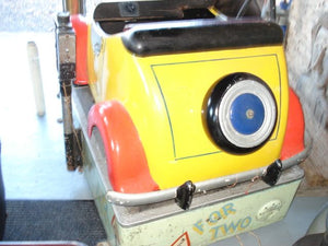 Original Noddy Car