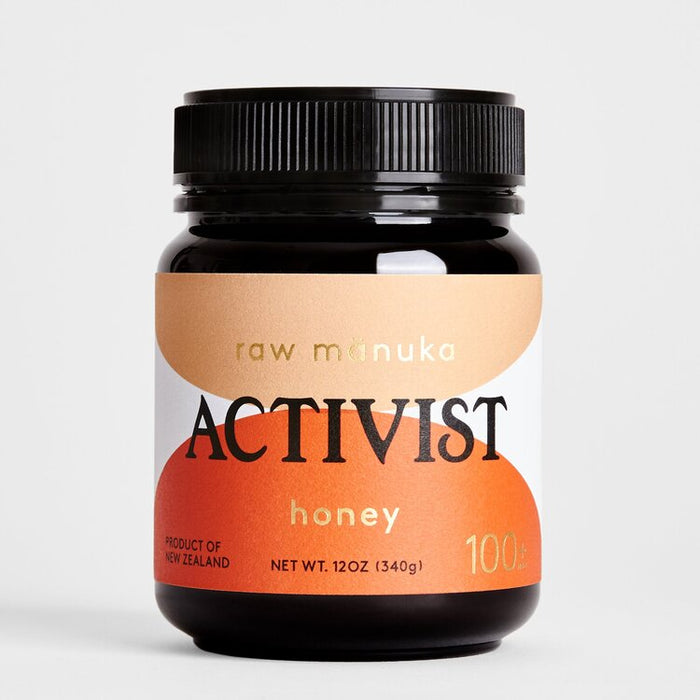 Activist- Raw Manuka Honey 100+ MGO