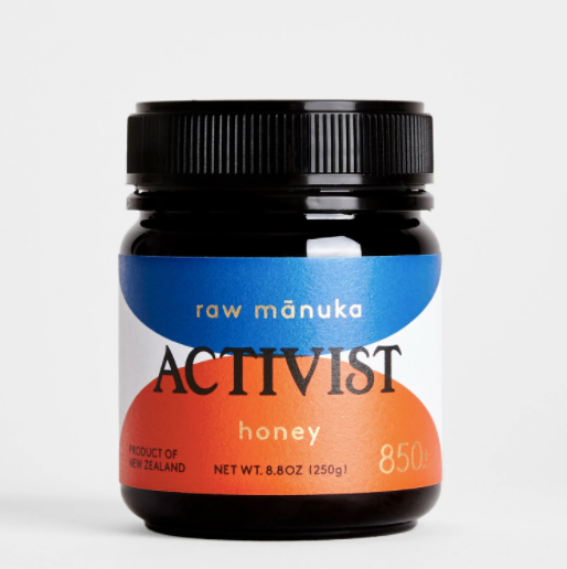 Activist - Raw Manuka Honey 850+MGO