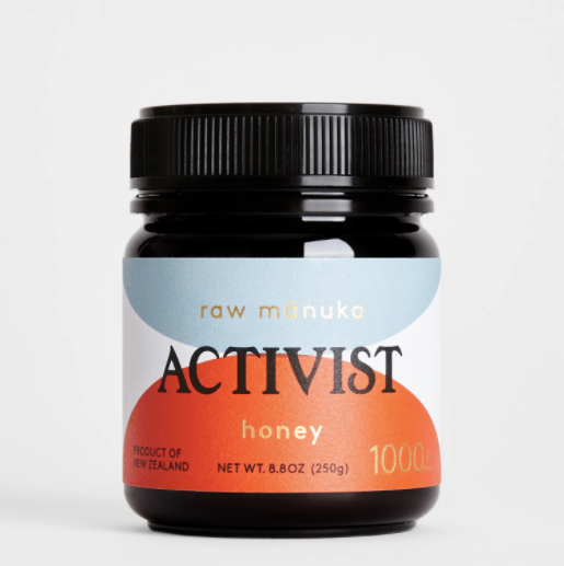 Activist - Raw Manuka Honey 1000+ MGO
