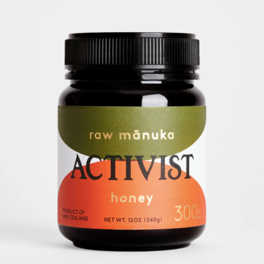 Activist - Raw Manuka Honey 300+ MGO