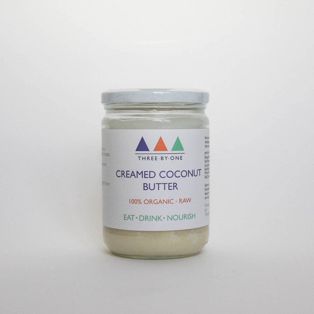 Organic Creamed Coconut Butter 250G/500G