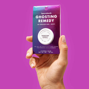GHOSTING REMEDY · Bálsamo orgásmico