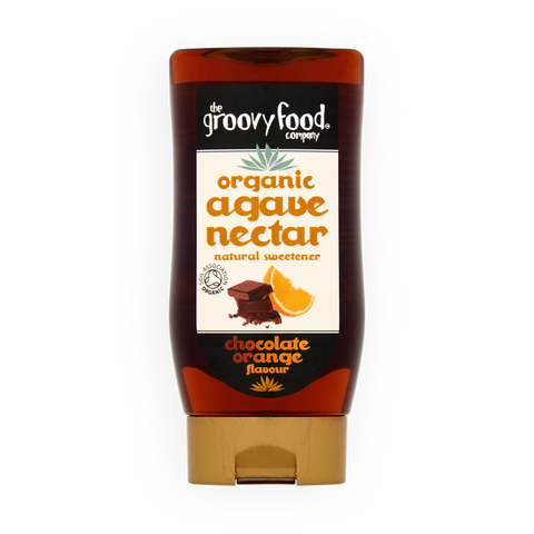 Organic Agave Nectar Chocolate Orange Flavour