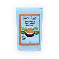 The Groovy Food Company Organic Coconut Sugar