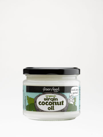 The Groovy Food Company Organic Virgin Coconut Oil 283ml