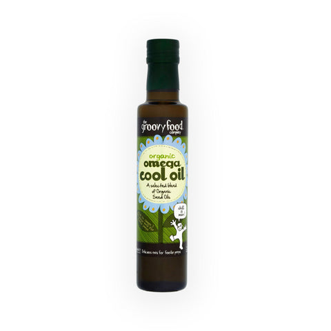 The Groovy Food Company Organic Cool Oil 250ml