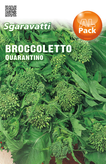 Semi di Broccoletto Quarantino