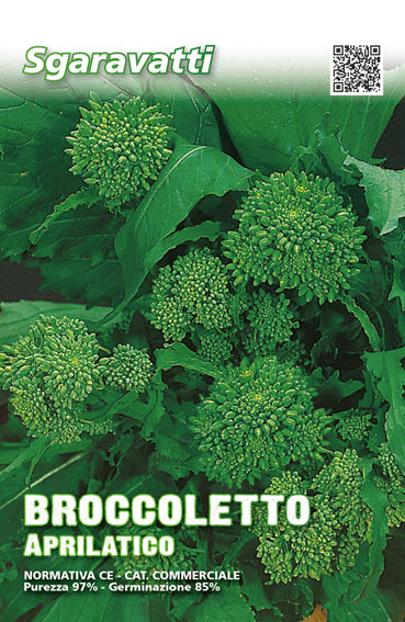 Semi di Broccoletto Aprilatico