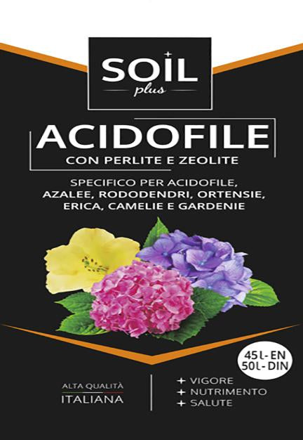 Terriccio Acidofile SOIL