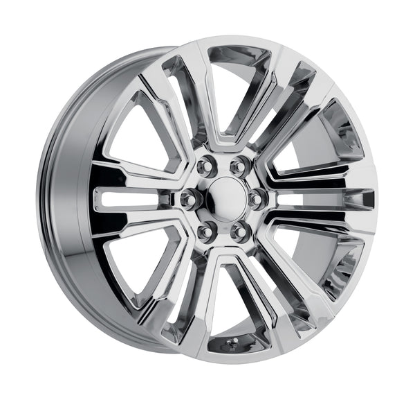 "oneroad-wheels - Chrome | GMC Denali | 22"" Wheels 