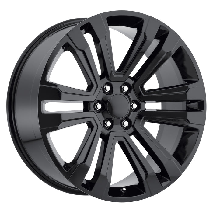 oneroad-wheels - Gloss Black | GMC Denali | 22