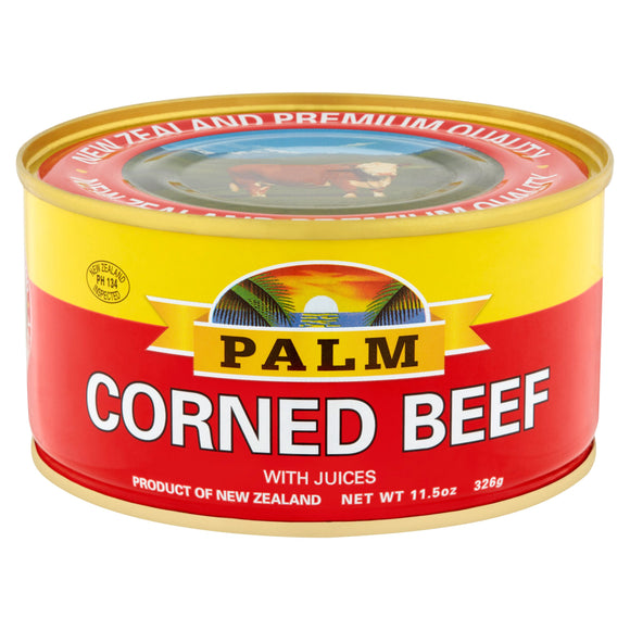 Palm Corned Beef With Juices