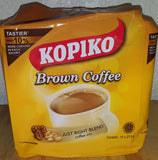 Kopiko Brown Coffee Just Right Blend Instant Coffee Mix