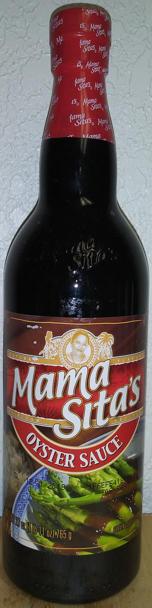 DISCOUNT Mama Sitas Oyster Sauce