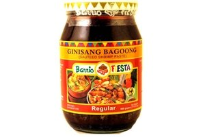 Barrio Fiesta Ginisang Bagoong Sauteed Shrimp Paste Regular