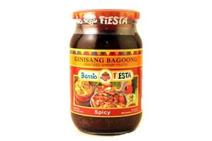 Barrio Fiesta Ginisang Bagoong Sauteed Shrimp Paste Spicy