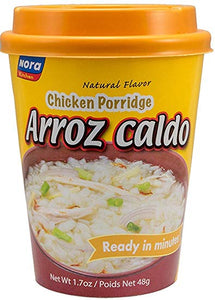 Nora Chicken Porridge Arroz Caldo Instant Meal