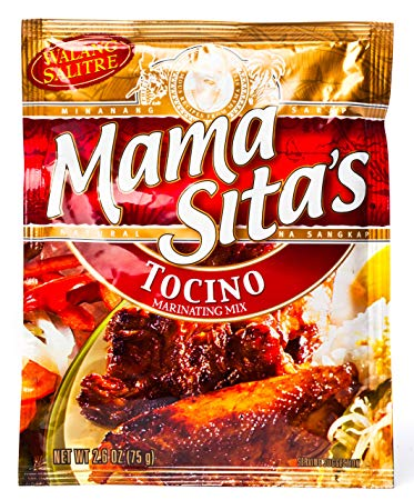 Mama Sitas Tocino Marinating Mix