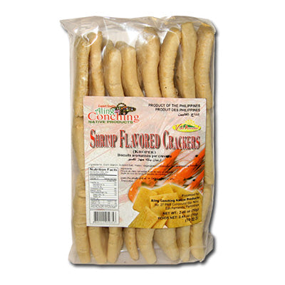 Aling Conching Shrimp Flavored Crackers
