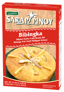 Sarap Pinoy Bibingka Filipino Native Cake Ready Mix