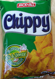 Jack N Jill Chippy Garlic & Vinegar Corn Chips