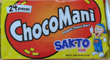 CLEARANCE SALE ChocoMani Peanut Choco Bars