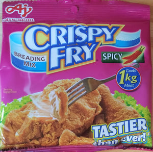 Ajinomoto Crispy Fry Breading Mix Spicy