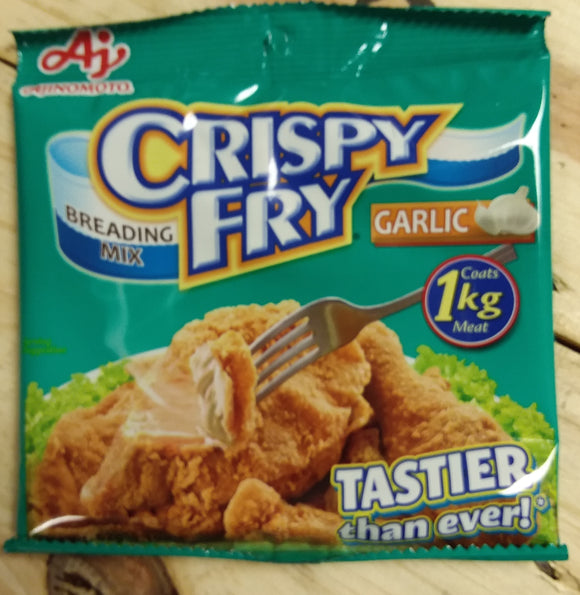 Ajinomoto Crispy Fry Breading Mix Garlic